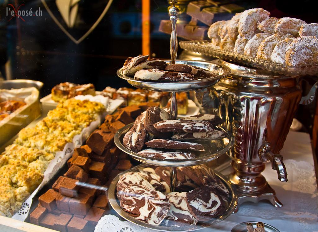 Ярмарка в Люцерне - что попробовать из еды