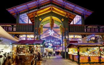 Лучшие рождественские ярмарки в Монтре, Швейцария