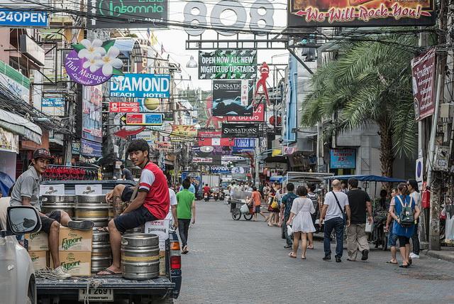 Прогулочные улицы Паттайи или что посмотреть в Паттайе