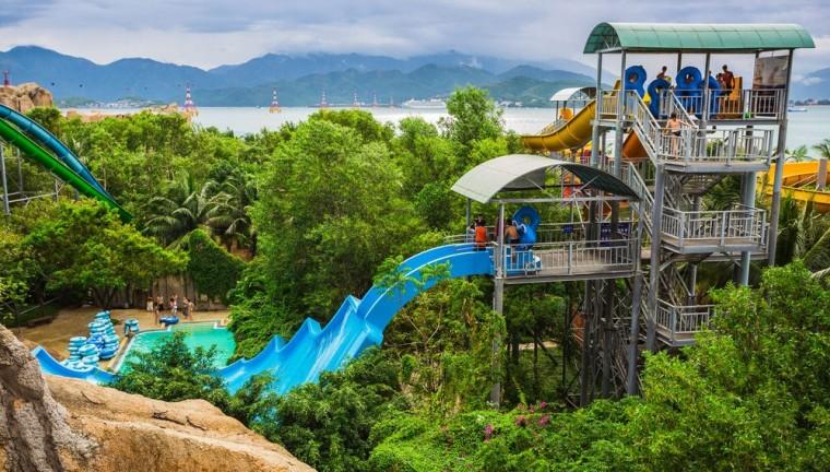 Чем заняться в Нячанге - парк развлечений в Нячанге