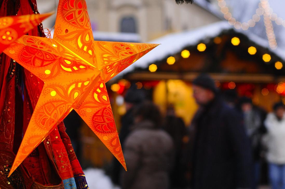 Рождественский базар в Нюрнберге - что купить