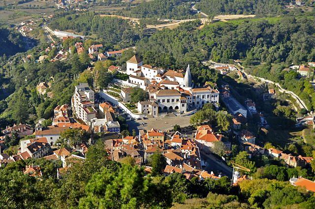 Интересные места Португалии - Синтра