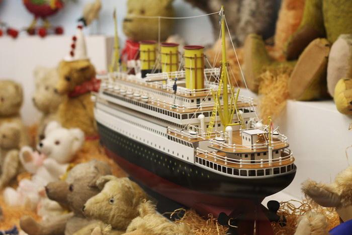 Музей игрушек в Праге, который очень любят дети