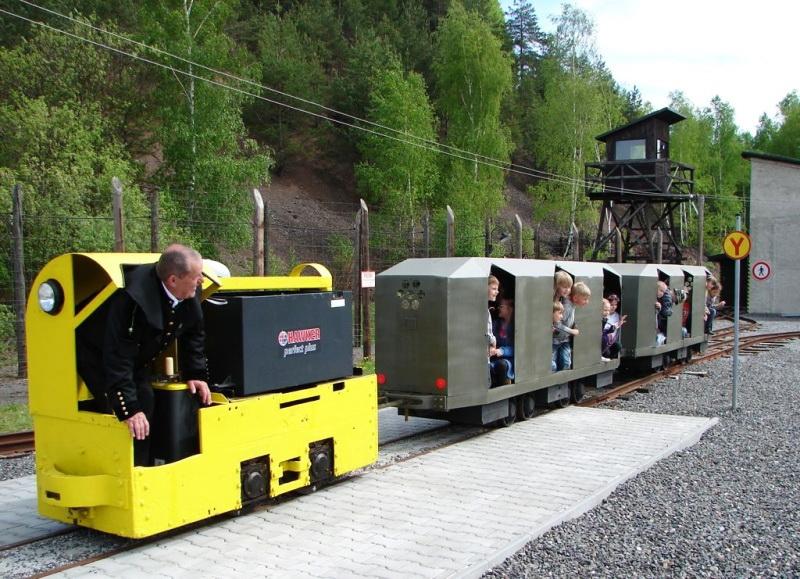 Экскурсия в шахты Пршибрама (muzeum Příbram)