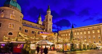 Рождественская ярмарка в Зальцбурге 2019 — даты и программа