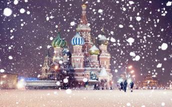 Зачем ехать в Москву зимой — чем заняться