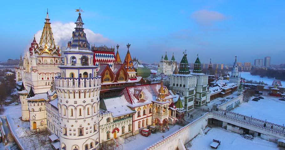 Отдых в Москве зимой - идеи, чем заняться