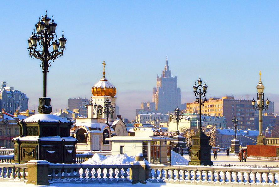 Чем заняться в Москве зимой