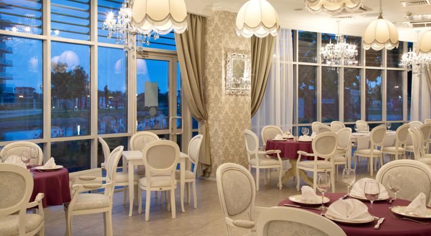 Новый год в отелях Сочи - «АЗИМУТ Отель Сочи»