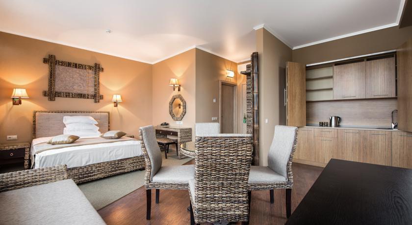 Новый год в Сочи - недорогой отель «LaTerrassa»