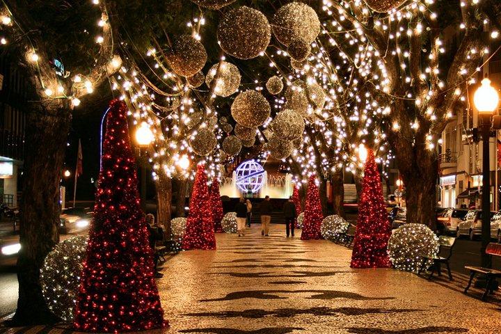 Лиссабон - Рождество в Португалии