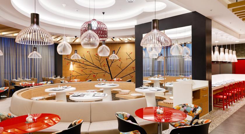 Новый год в отелях Сочи - Radisson Blu Resort & Congress Centre
