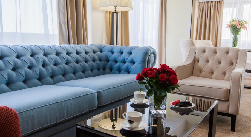 Отели Сочи с программой встречи Нового года: Гранд Отель «Жемчужина»