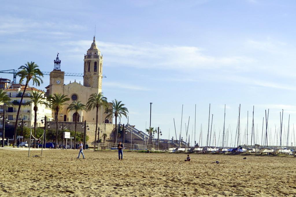 Экскурсии из Барселоны - пляжи Ситжеса экскурсии из Барселоны? Куда можно съездить из Барселоны? 10 near sitges 2