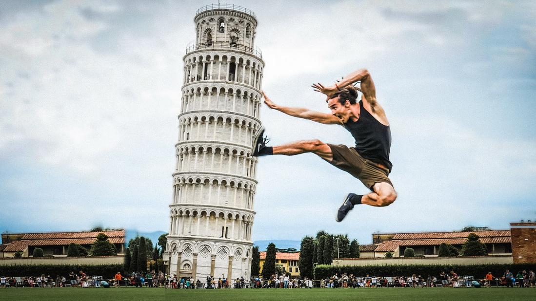 Популярные города Тосканы - Пиза, Италия