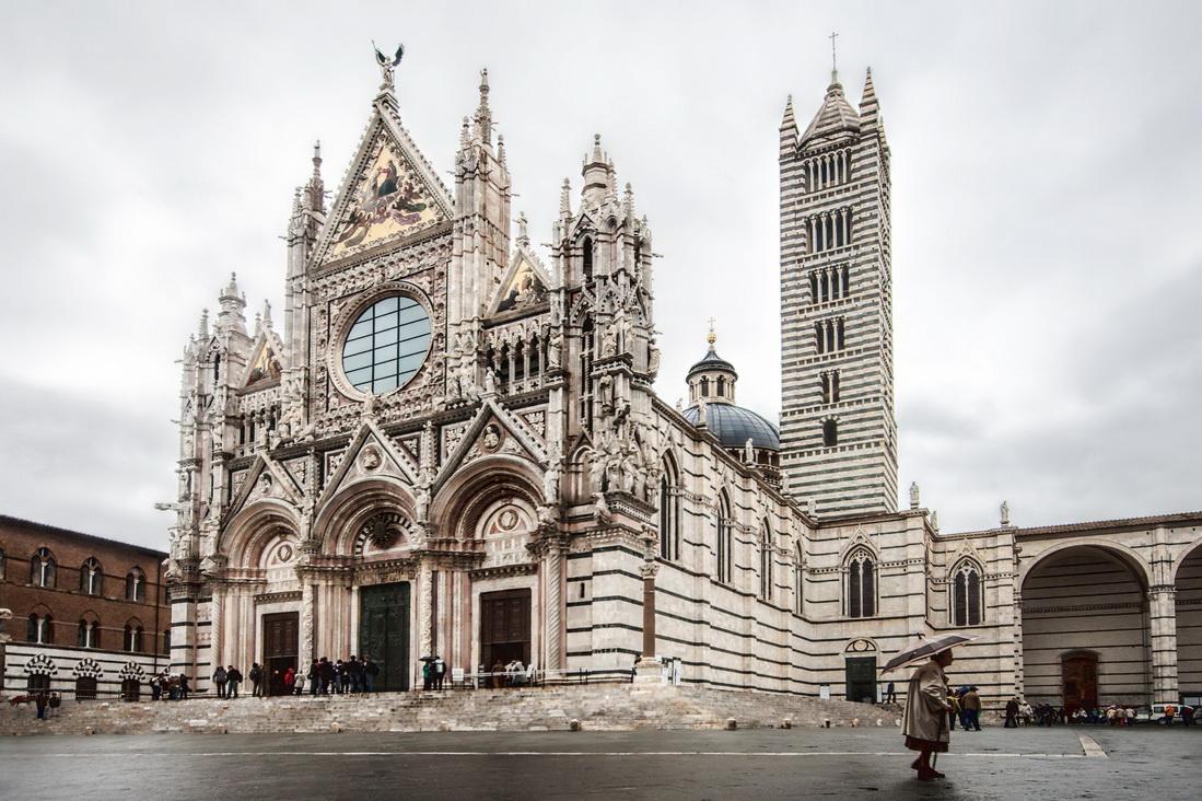 Отдых в Сиене (города Тосканы)