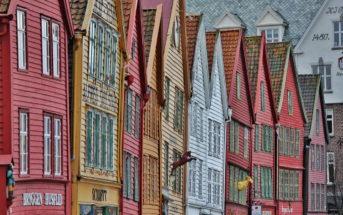 Отдых в Бергене — где остановиться, как добраться