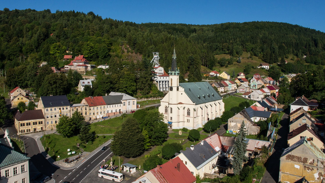 Целебные курорты Чехии - Яхимов