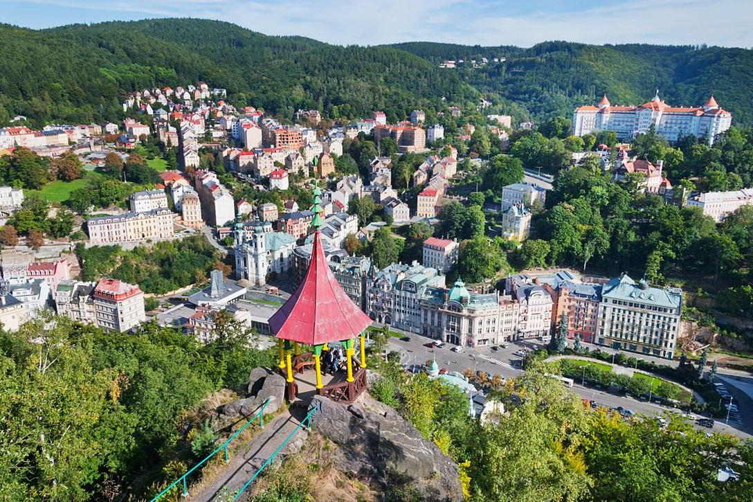 Отдых и лечение в Чехии - Карловы Вары