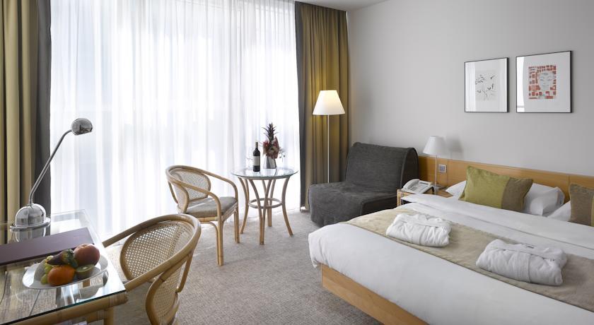 Четырехзвездочные отели Праги - K+K Hotel Fenix