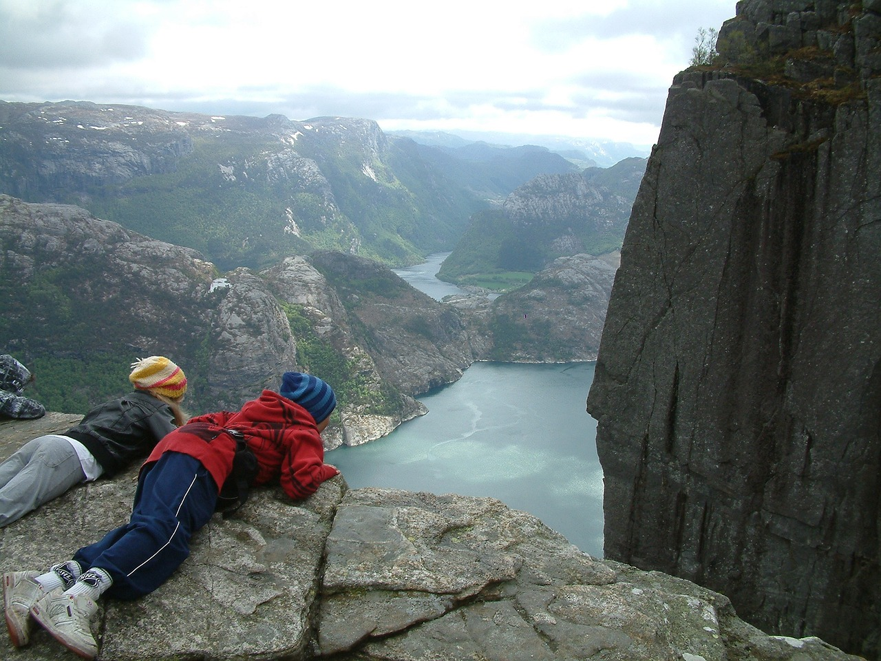 Кафедра проповедника Норвегия