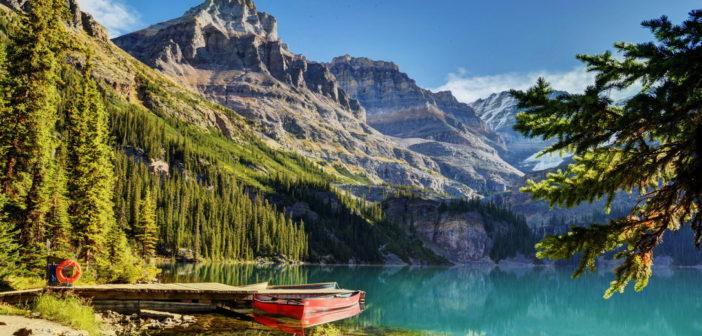 Национальный парк Йохо, Канада