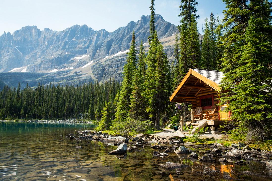 Национальный парк Йохо Канада