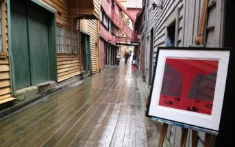 Набережная Брюгген, Норвегия