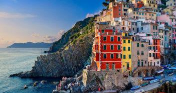 Чинкве-Терре, Италия: где остановиться, города и маршруты