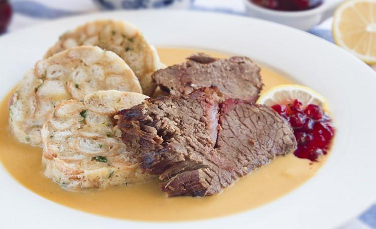 Популярные блюда чешской кухни - соус к мясным блюдам
