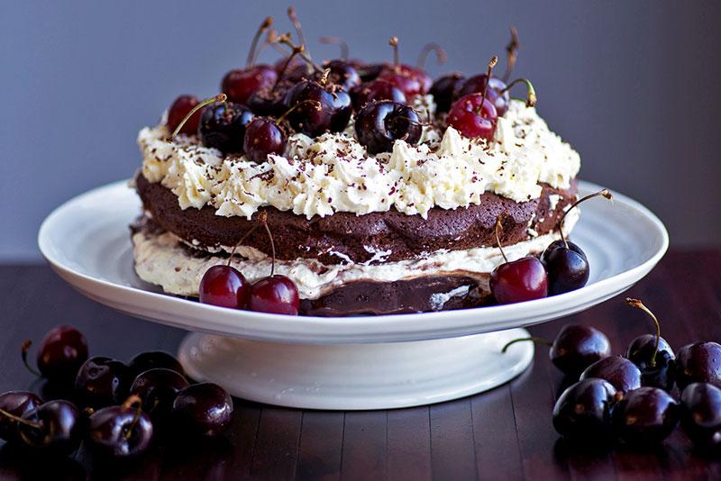 Шварцвальдский торт — №1 в Германии и Австрии