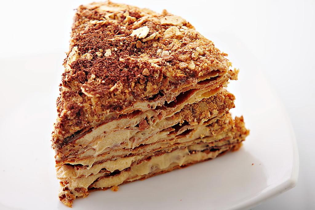 Наполеон - торт #1 в России