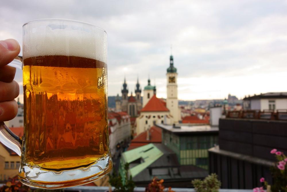 Что попробовать в Праге - чешское пиво