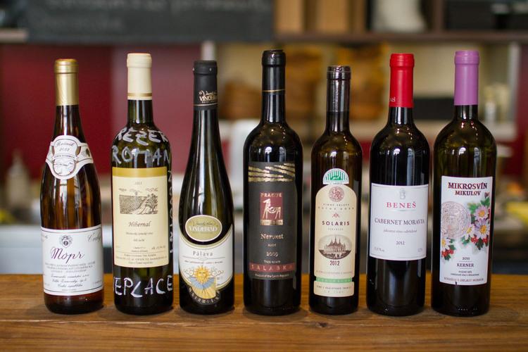 Какие вина попробовать в Праге - Моравские вина