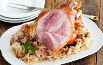 Немецкая кухня - блюда немецкой кухни