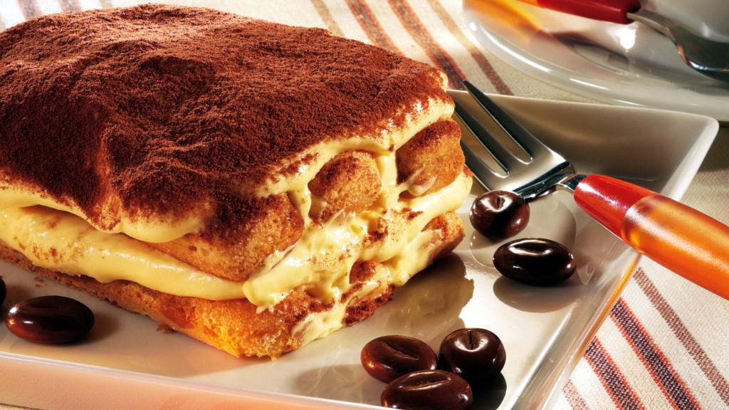 Знаменитые десерты мира - тирамису, Италия