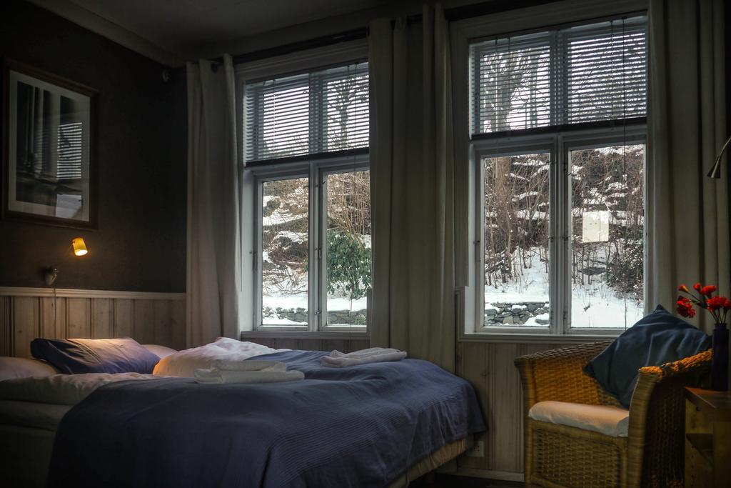 Гостевые дома и апартаменты в Бергене