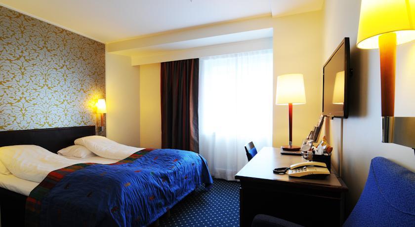 Отели в центре Бергена - Augustin Hotel