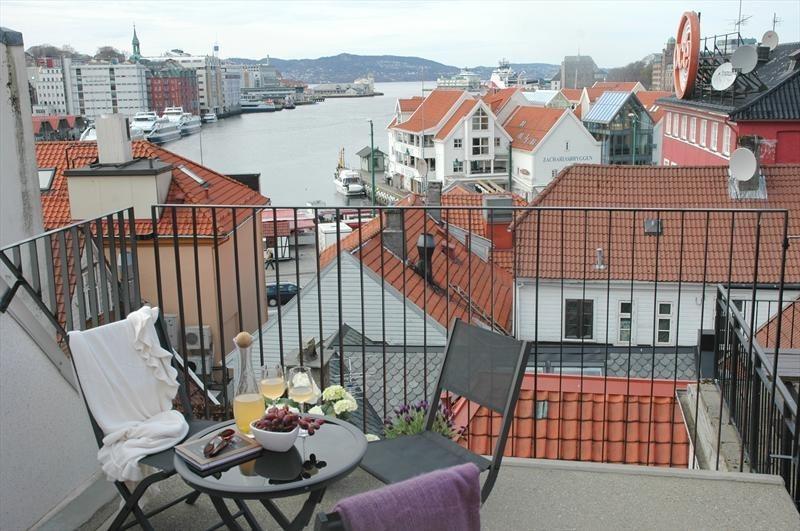 Апартаменты в Бергене - цены, бронирование