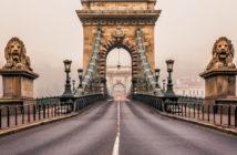 Популярные мосты Будапешта