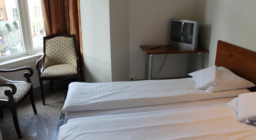Бергена - дешевые отели в центре города