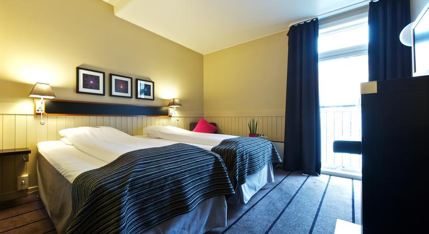 Дешевые отели Бергена в центре - Comfort Hotel Holberg