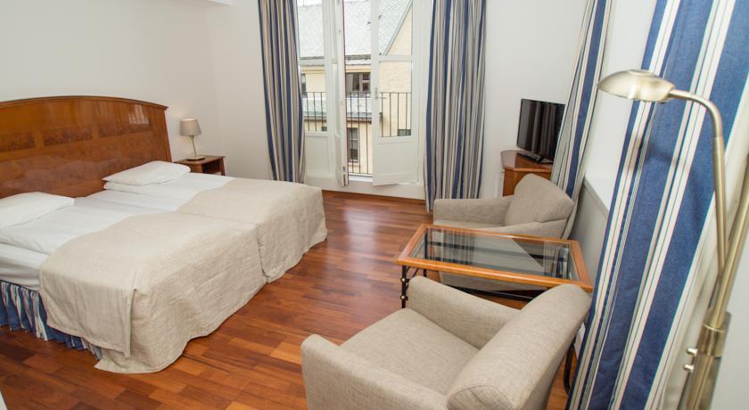 Лучшие отели в центре Бергена - First Hotel Marin 4*