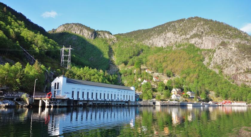 Люсе-фьорд - где остановиться, отели и хостелы