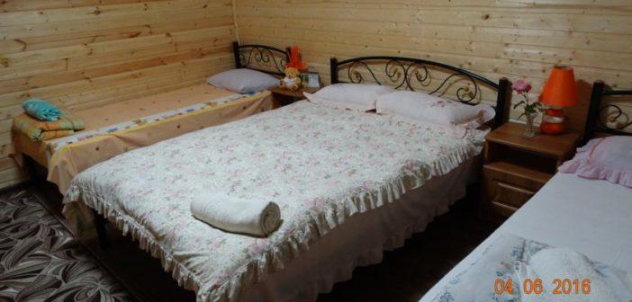 Снять номер Guest House U Vysotskoy (г. Керчь, Крым)