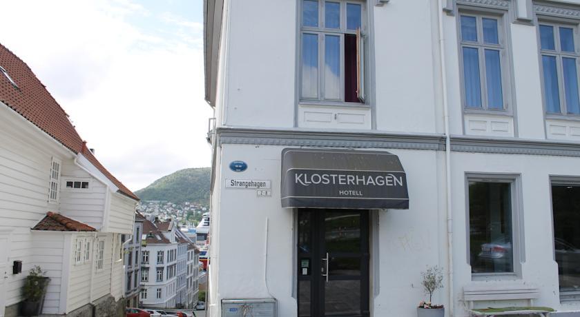 Недорогие отели Бергена - Klosterhagen Hotel