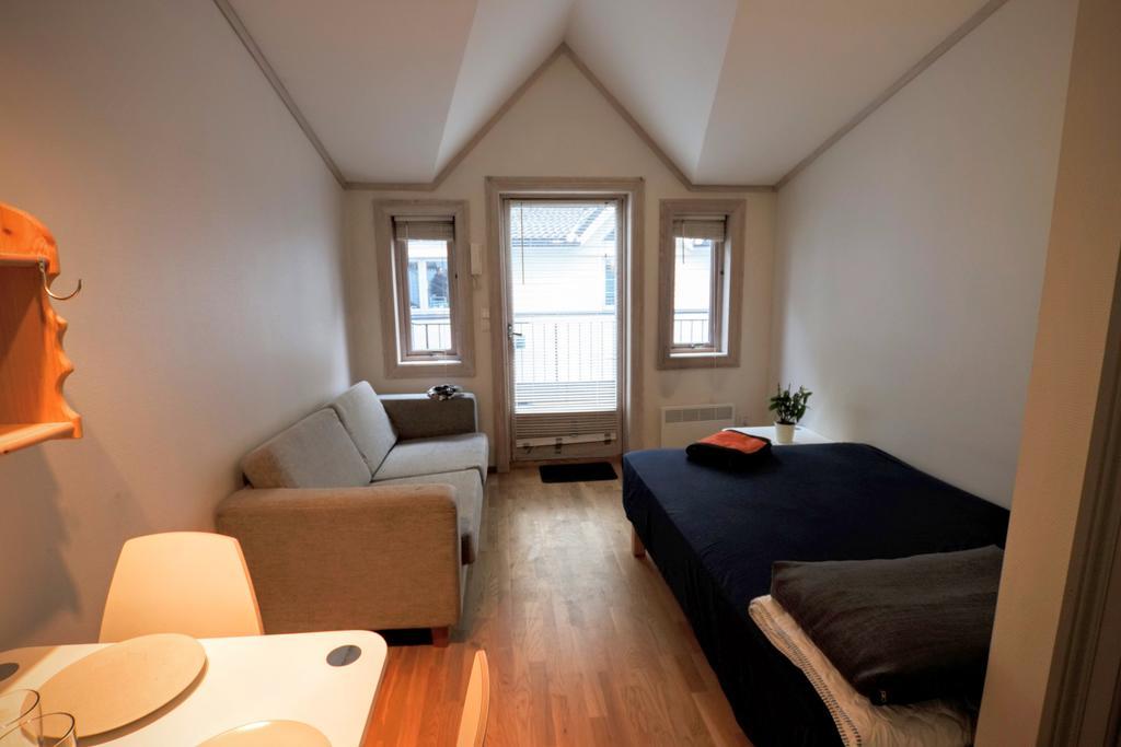Бюджетные апартаменты и отели Бергена