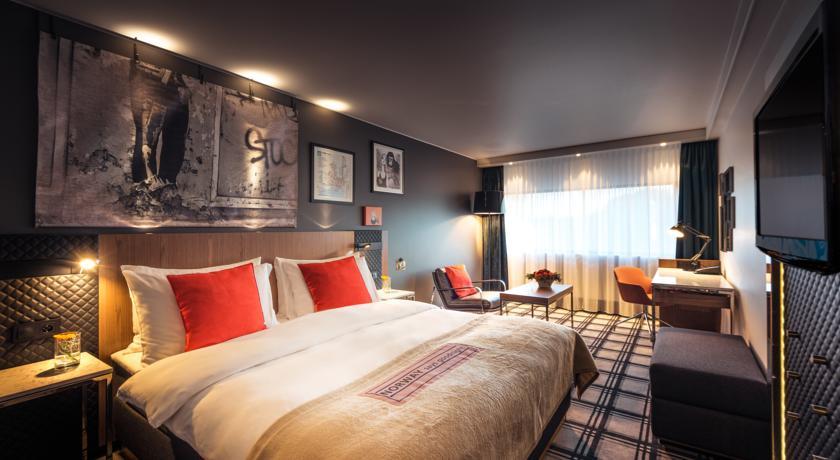 Где остановиться в Осло - Radisson Blu Scandinavia Hotel