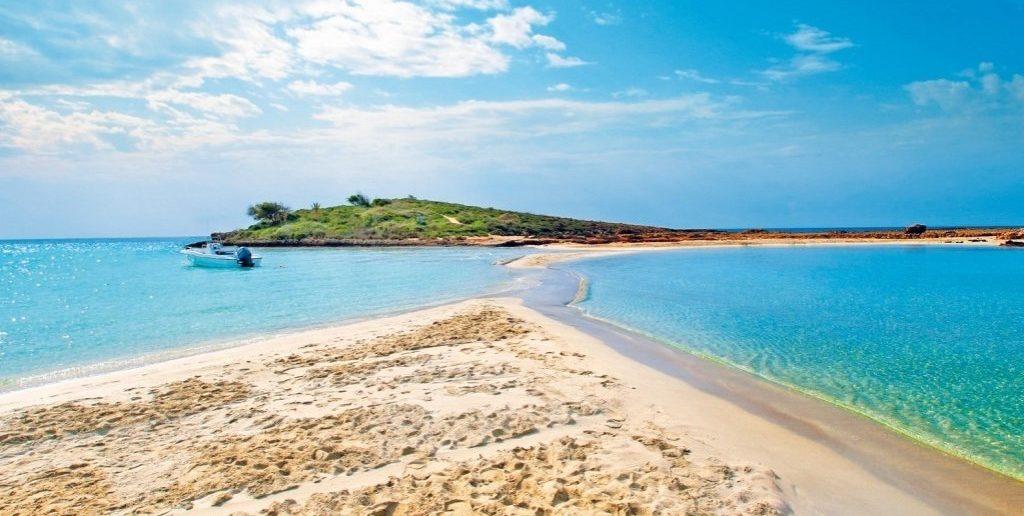 Достопримечательности Айя-Напы - пляж Нисси