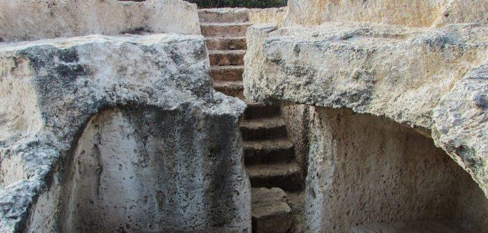 Гробницы Макронисос, Айя-Напа, Кипр